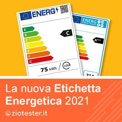 Arriva la nuova Etichetta Energetica