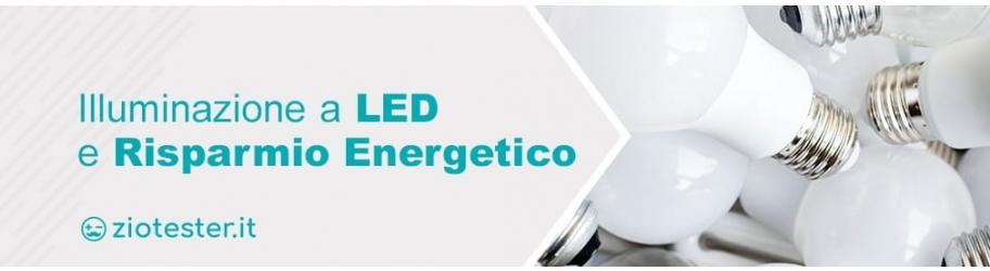 LED e Risparmio Energetico