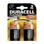 Batterie D LR20 MN1300 Duracell Alcaline PLUS POWER