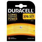 Duracell Batteria Alcalina 377 376 D377/V377/SR66