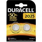 Duracell Batteria DL2025 (CR2025)