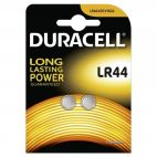 Duracell Batteria Alcalina DLLR44 (LR44)