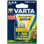 Batterie Varta AAA 5703 Ricaricabili Confezione da 2 Pz