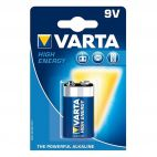 Batteria Varta High Energy 4922 9V