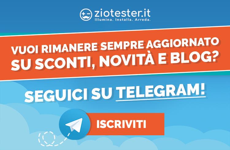 Iscriviti a Telegram