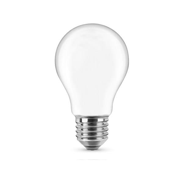 Novaline Lampadina LED Filament Opal E27 Goccia 7W - Equivalente a 57W