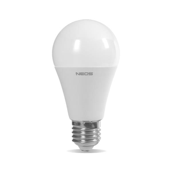 Neos Lampadina LED E27 Goccia 10W - Equivalente a 60W