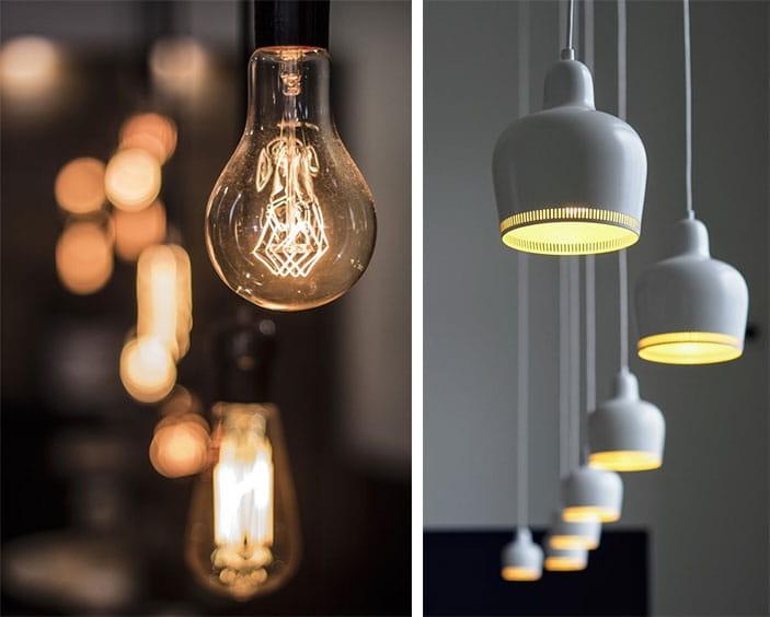 lampade led lume differenti